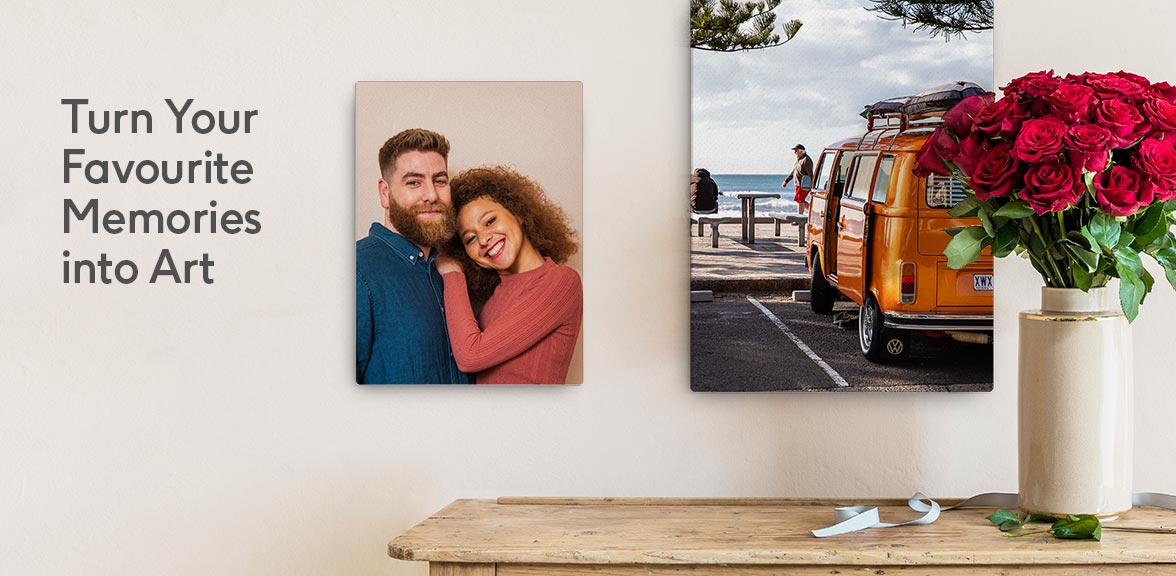 Personalised Wall Art and Custom Canvas Prints
